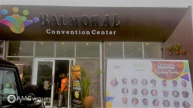 balmoral convention center
